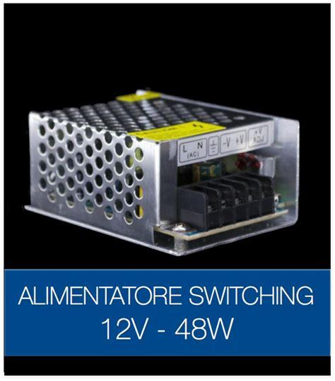 alimentatori dc dc alimentatore smps switching mode 12v 48w 4