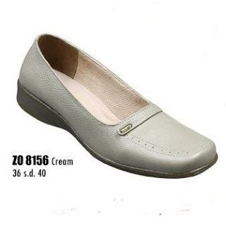 Sepatu Buat Kerja Sepatu Kerja Wanita Zo 8156 Sepatu Pantofel
