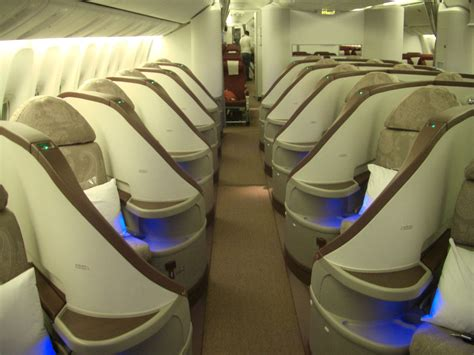 Jet Airways Class Cabin by International Business Jet Airways International Business