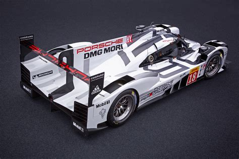 porsche 919 top view porsche releases powertrain details for 2015 919 hybrid le