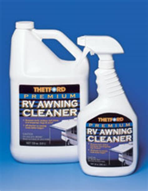 awning cleaners thetford 32519 thetford awning cleaner gallon 32519 rv plus