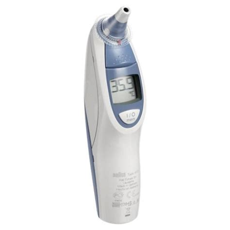 Thermometer Ear Digital Fto 4 buy braun thermoscan digital ear thermometer irt6020 from our thermometers range tesco