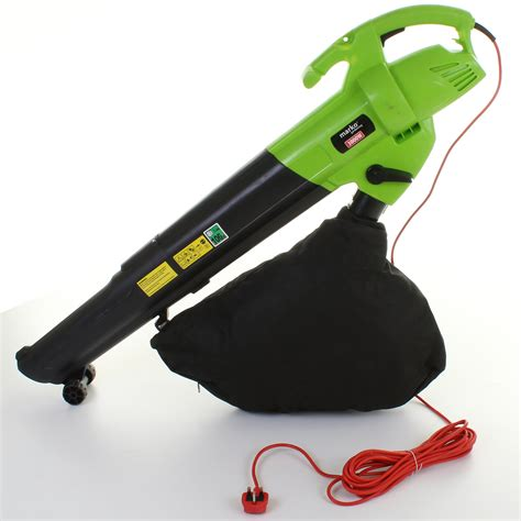 Gardener S Supply Company Leaf Shredder 3000w Leaf Blower Electric Garden Vacuum Hoover
