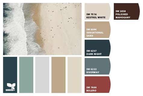 color palettes for home interior 17 best images about danielle s seaside on