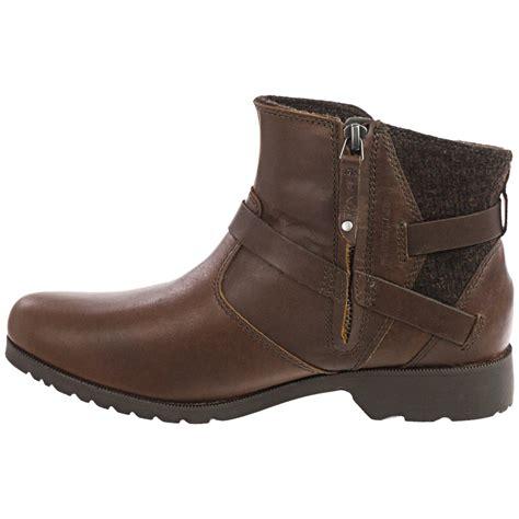 teva boots de la vina teva de la vina ankle boots for 105pu save 63
