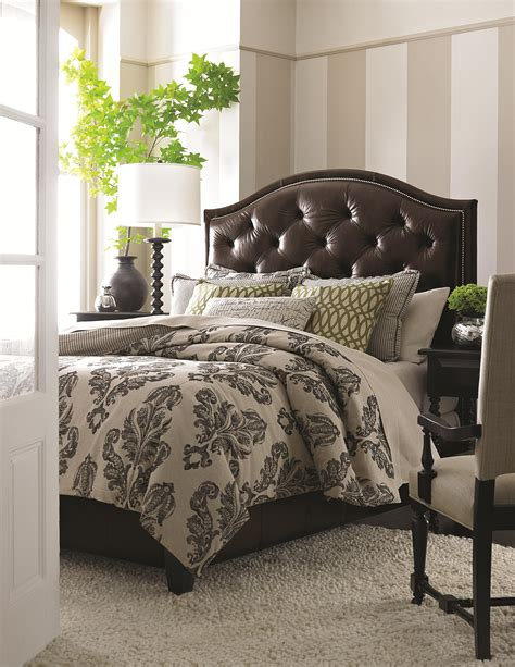 bassett upholstered beds bassett custom upholstered beds queen vienna upholstered
