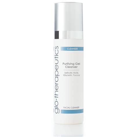 Purifying Cleanser Normal To glotherapeutics purifying gel cleanser reng 246 ring gloxpress store