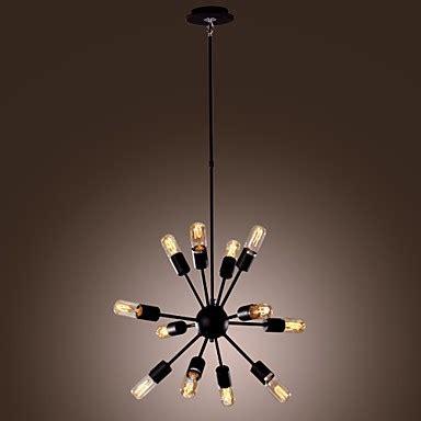 avant garde lighting fixtures 60w e27 avant garde iron chandelier with 12 lights
