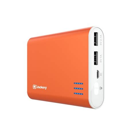 Power Bank Jackery deal jackery 12 000 mah battery pack for 23 99