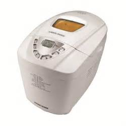 Should I Buy A Bread Machine Black And Decker Deluxe Bread Maker 3 Pound Machine