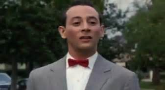 Wee Herman Criminal Record Paul Reubens Exposes On Back Of His Neck While Filming As He