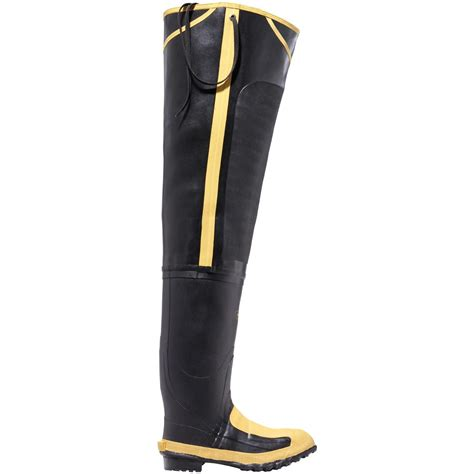 hip mens boots s lacrosse 174 32 quot hip boots with steel toe metatarsal