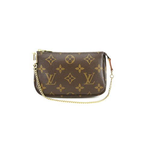 Johansson To In Second Louis Vuitton Caign by Second Louis Vuitton Mini Pochette Accessoires The