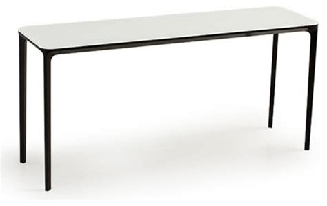 slim accent table slim 8 console table 35 inch modern coffee tables