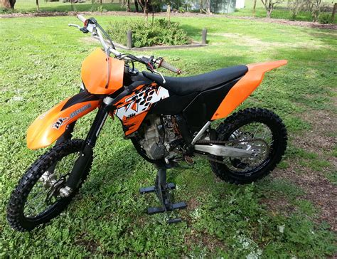 2008 Ktm 250 Sx For Sale 2008 Ktm 250 Sx F Bike Sales Vic Melbourne