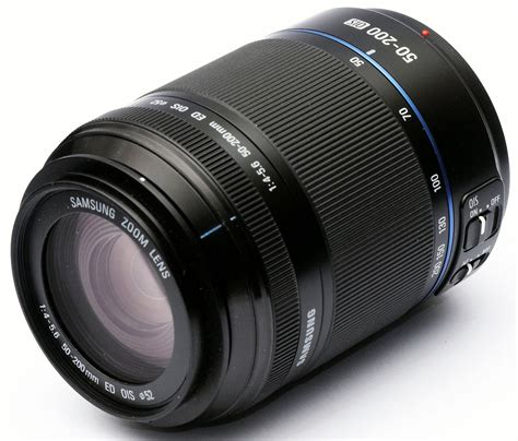 Samsung Zoom Lens by Samsung Nx 50 200mm F 4 0 5 6 Ed Ois Lens Review Ephotozine