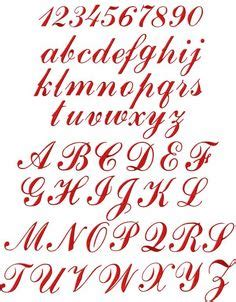 fonts for wedding initials google search | stampideas