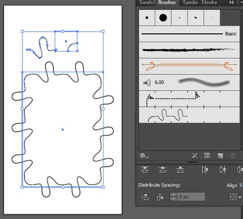 How To Make A Zigzag Pattern In Illustrator | how to draw uniform zig zag or wave in illustrator