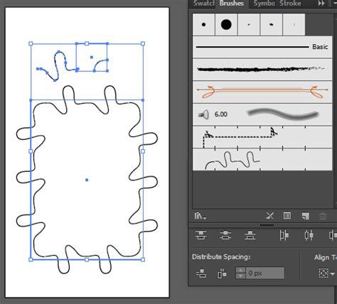 illustrator draw zigzag how to draw uniform zig zag or wave in illustrator