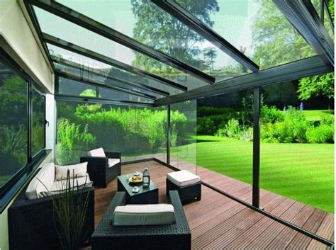 outdoor glass room best 25 patio roof ideas on porch roof covered patios and deck awnings