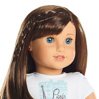 american girl hairstyles grace lissie lilly american girl 2015 girl of the year grace