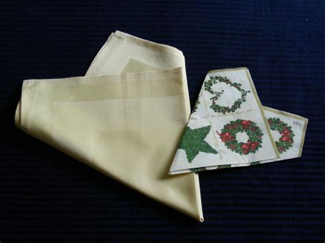 Folding Paper Napkins Easy - serviette napkin folding easy suits paper well