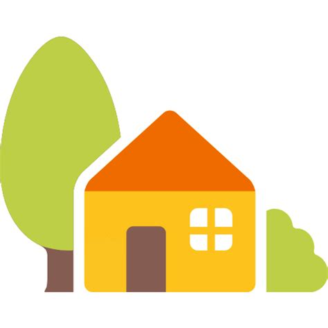 house buildings emoji for email sms id 568