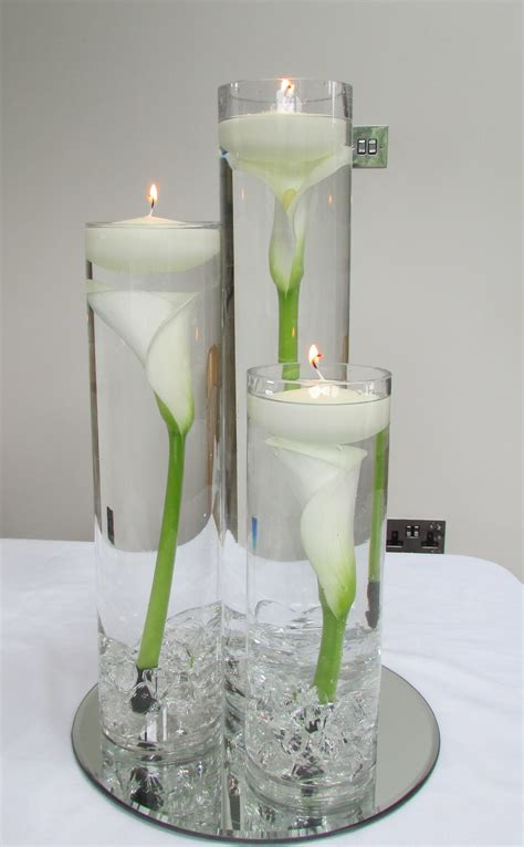 Vase Centrepieces by Event Decoration Www Bestwishes Uk Table Centrepieces