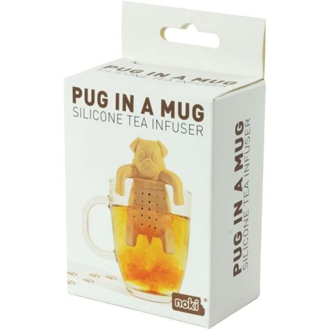 pug in a mug pug in a mug tea infuser iwoot
