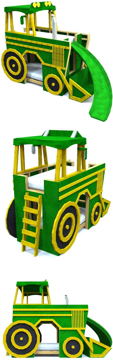 tractor bed plans 25 best ideas about tractor bed on pinterest john deere bed tractors for kids and