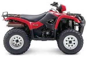 2005 Suzuki 500 Vinson Suzuki Vinson 500 4x4 5 Vitesses 2005 Vtt Moto123