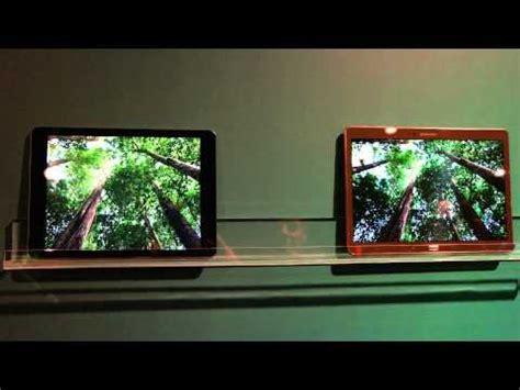 samsung galaxy tab s vs. apple ipad mini 2 : super amoled