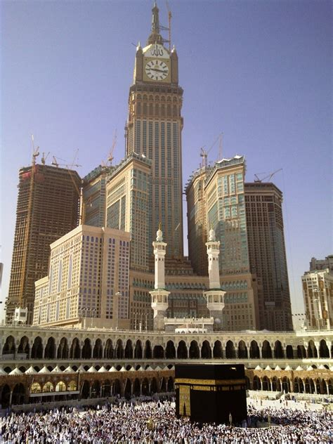 Al Abraj | abraj al bait megaconstrucciones extreme engineering