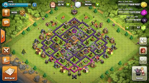 th8 base layout th 11 update base post your new bases for the th11 update here