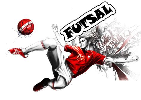 wallpaper animasi club bola futsal senidarihati