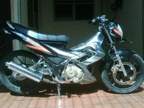 Yamaha Scorpio Hitam Thn 2010 info harga motor jakarta info satria f 07