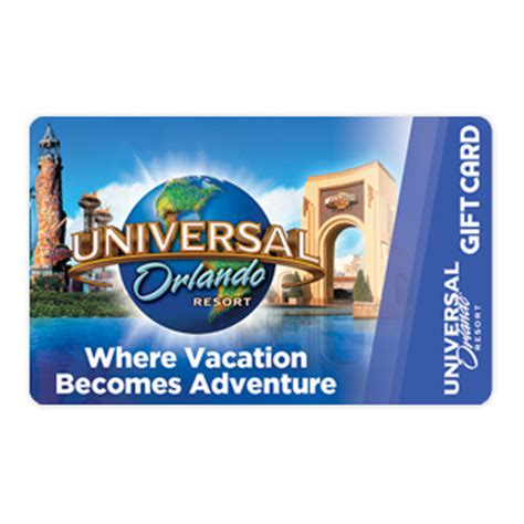 universal gifts your wdw store universal collectible gift card where