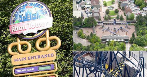 theme park newspaper articles is alton towers open today find out if theme park is open