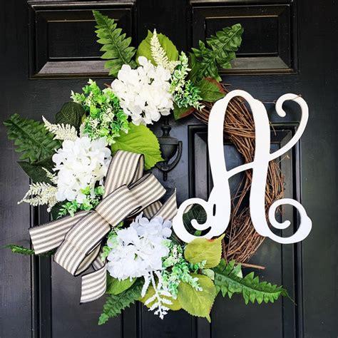 beautiful floral wreath designs   refresh