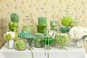 Green Candy Buffet ? Candy Buffets ? Wedding Candy ? Nuts.com