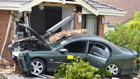car hits house car hits house driver injured mandurah mail