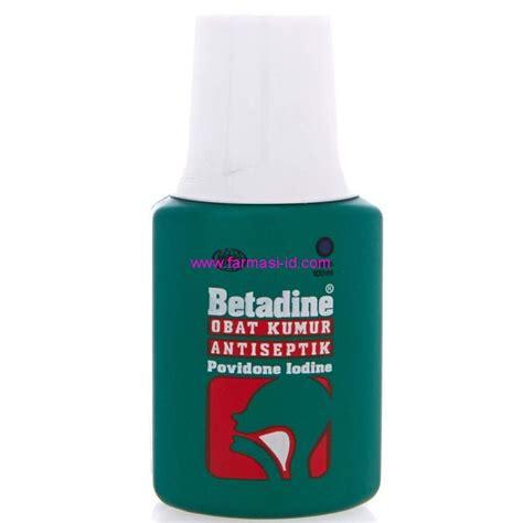 Harga Obat Kumur Listerin by Betadine Obat Kumur Antiseptik Farmasi Id
