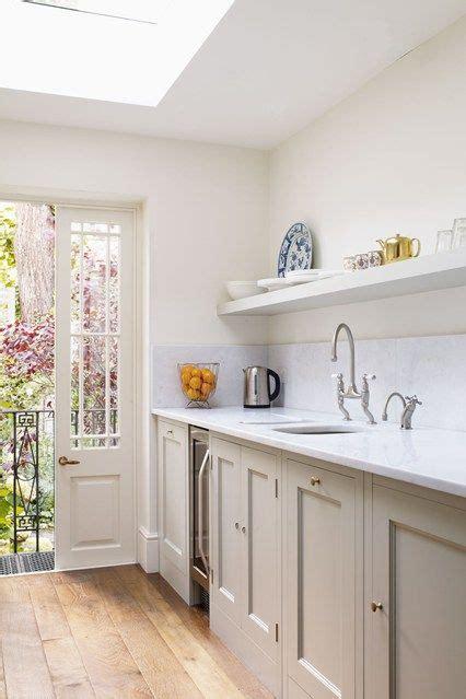 plain english galley kitchen kitchen design ideas