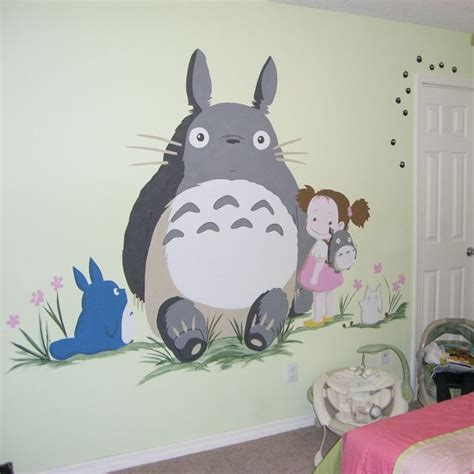 totoro bedroom 1000 images about totoro on pinterest totoro nursery