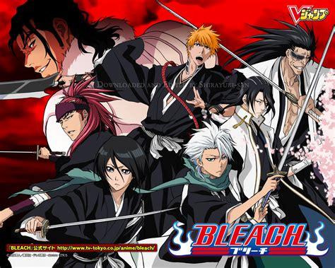 anime bleach bleach characters bleach anime wallpaper 36548022 fanpop