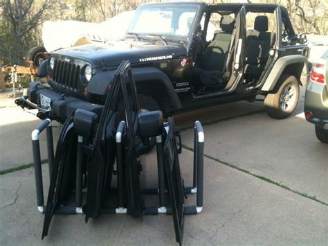 Make Your Own Jeep Make Your Own Jeep Wrangler 4 Door Rack Jeep Jeep
