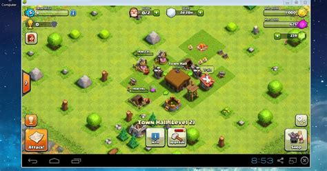 clash of clans for android clash of clans for pc clash of clans for pc play coc with android emulator