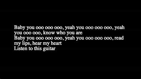 w lyrics eric paslay song about a w lyrics