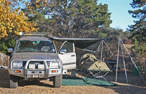 gunyah awning roof rack awnings exploroz forum