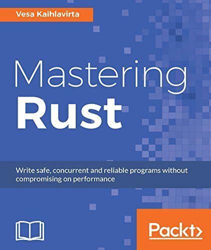 mastering pdf mastering rust pdf free e books